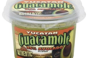 Yes, it's Free! FREE Yucatan Guacamole at Publix