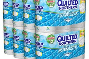 Winn Dixie – Quilted Northern Bath Tissue, 6 ct Only $1.50