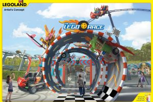 LEGOLAND® Florida Resort: Project X Roller Coaster Begins Transformation!