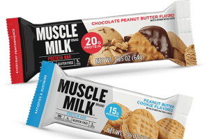 Muscle Milk Protein Single Bars Only $0.25