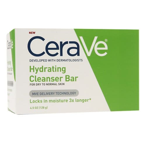 Cerave Hydrating Cleanser Bars