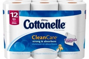 Cottonelle Toilet Paper – Only $0.32 Per Roll