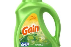 Gain Liquid Laundry Detergent Only $2