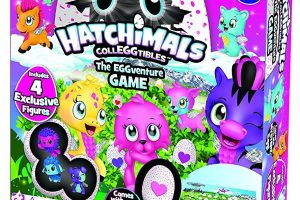 FUN! Hatchimals EGGventure Game Only $10.78!