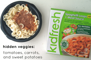 Kidfresh Frozen Meals Only $0.19
