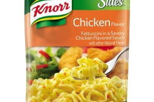 Knorr Pasta Sides Only $0.50