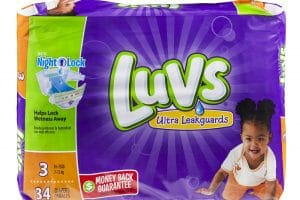 LUVS Diapers Only $5.00 at Dollar General – Moms Stock Up Time!