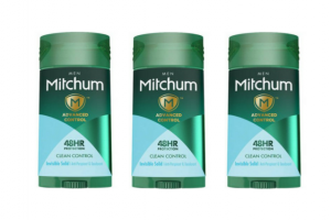 Mitchum Advanced Control 48 HR Protection Only $0.79