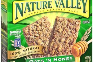 Nature Valley Bars Only $2.00