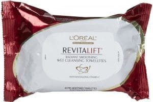 L'Oreal Revitalift Cream Cleanser or Towelettes Only $1.59