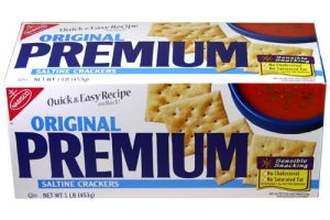 Winn Dixie – Nabisco Saltines Crackers Only $1.12