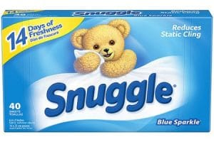 Snuggle Dryer Sheets Only $0.84