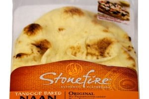 Stonefire Naan Flatbread or Mini Naan Only $0.50