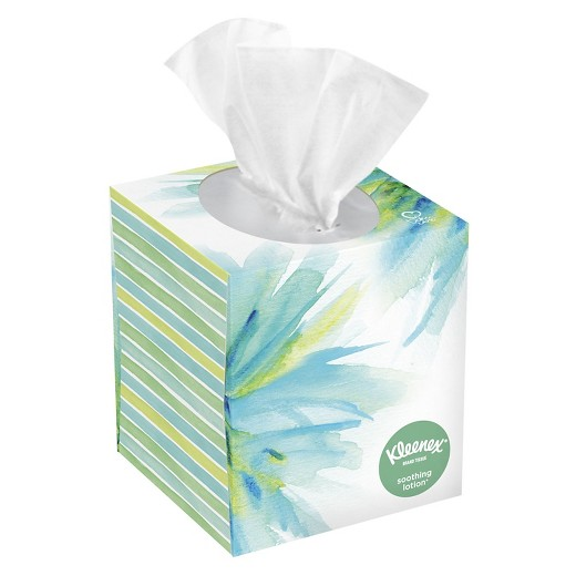 Kleenex-Soothing-Lotion-Tissue