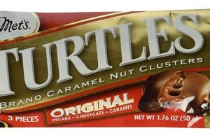 Turtles King Size Bars Only $1.00