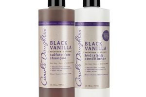Carol's Daughter Shampoo Only $3.75