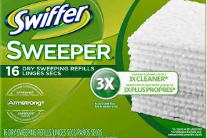 Publix – Swiffer Sweeper Cloths Refills Only $2.00