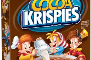 Kellogg's Rice Krispies or Cocoa Krispies Only $1.49