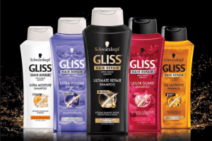 Schwarzkopf Gliss Hair Care Products Only $2.25