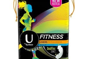 U by Kotex Fitness Liners Only $1.74