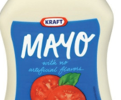 Kraft Mayo or Miracle Whip Only $2.04