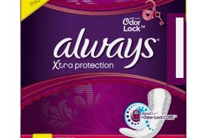 Always Liners, 60 ct Only $1.46