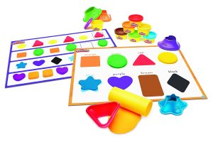 Great Deal! Play-Doh Shape and Learn Colors and Shapes