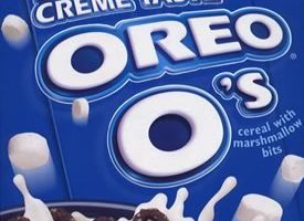 Post Oreo O's Cereal Only $0.99