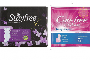 GO!!! Hot Stayfree & Carefree Products Deal