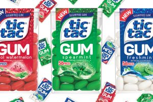 Tic Tac Gum Only $0.49
