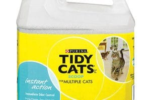 Purina Tidy Cats Litter, 14 lb Only $3.75 Starts 2/18