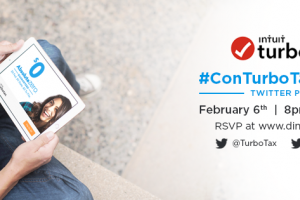 It's a Party! Join Us for the TurboTax #ConTurboTaxPuedes Twitter Party February 6