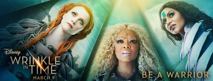 "Disney's ""A Wrinkle In Time"" Giveaway! Win Prize Pack worth over $150"