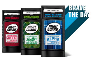 Right Guard Best Dressed Deodorant Only $2.67