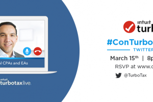 Tax Season is Here! Join our TurboTax Twitter Party March 21 #ConTurboTaxPuedes