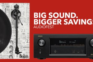 Magnolia March AudioFest is Here at Best Buy!