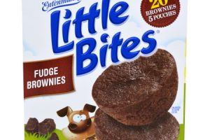 Entenmann's Little Bites Muffins Only $2.19