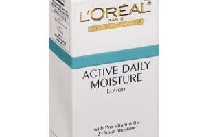 Publix – L'Oreal Active Daily Moisture Only $0.99