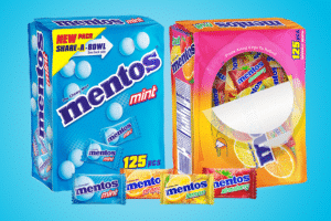 Mentos Share-A-Bowl Mints FREE!!