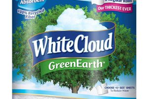 It's Back! White Cloud Green Earth Paper Towels Only $0.06 Per Roll