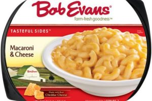 Bob Evans Side Dishes Only $1.00