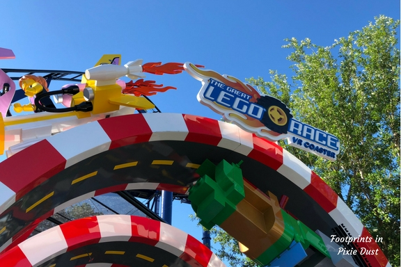 LegolandEvent - The Great Lego Race - The Virtual Reality Experience NOW Open at LEGOLAND Florida