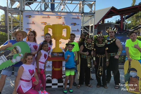 LegolandEvent2 - The Great Lego Race - The Virtual Reality Experience NOW Open at LEGOLAND Florida