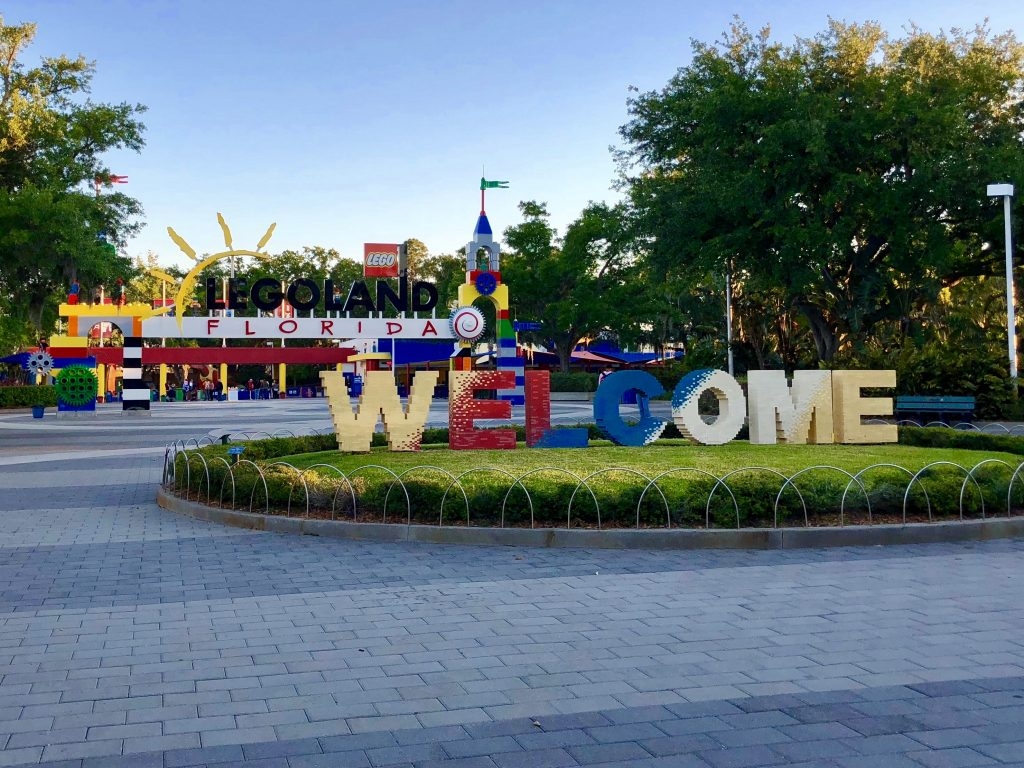 LegolandEvententrance 1024x768 - The Great Lego Race - The Virtual Reality Experience NOW Open at LEGOLAND Florida