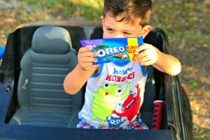 Sweet Treats You'll Love to Eat with OREO Chocolate King Size Candy Bars