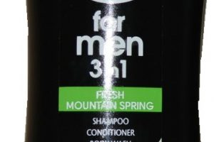 White Rain Men 3-in-1 Products Only $0.75