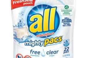 YES!! All Mighty Pacs Only $0.99