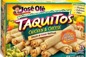 Jose Ole Taquitos Only $3.00
