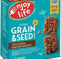 ENJOY Life Chewy Bars $0.90 At Publix!