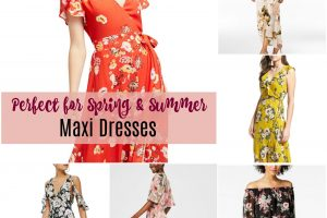 Maxi Dresses – Perfect for Spring & Summer